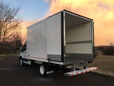 2019 Transit 350 HD DRW 4x2, Morgan NexGen Refrigerated Body #FLU35312 - photo 9