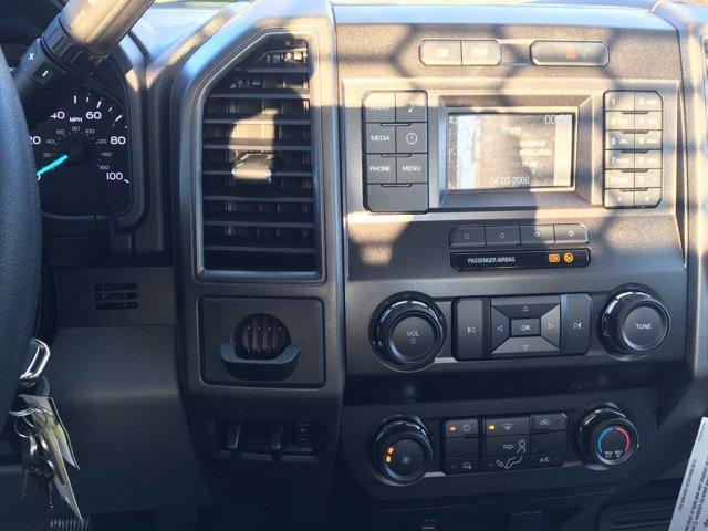 2019 Ford F-550 Regular Cab DRW RWD, Knapheide Value-Master X Stake Bed #FLU35314 - photo 9