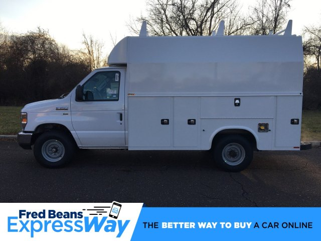 2019 Ford E-350 4x2, Knapheide KUV Service Utility Van #FLU35315 - photo 1