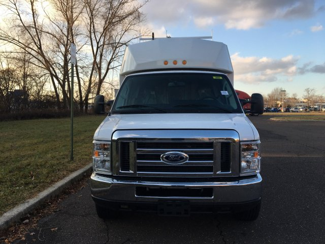 2019 Ford E-350 4x2, Knapheide KUV Service Utility Van #FLU35315 - photo 10