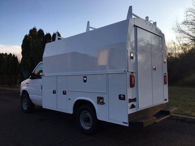 2019 Ford E-350 4x2, Knapheide KUV Service Utility Van #FLU35315 - photo 2