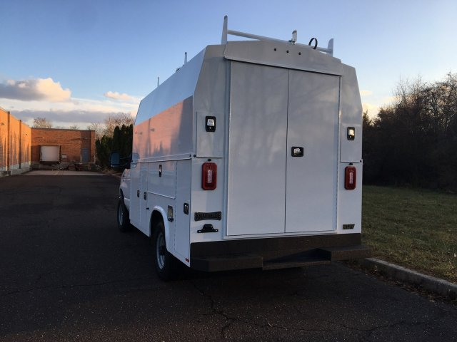 2019 Ford E-350 4x2, Knapheide KUV Service Utility Van #FLU35315 - photo 3