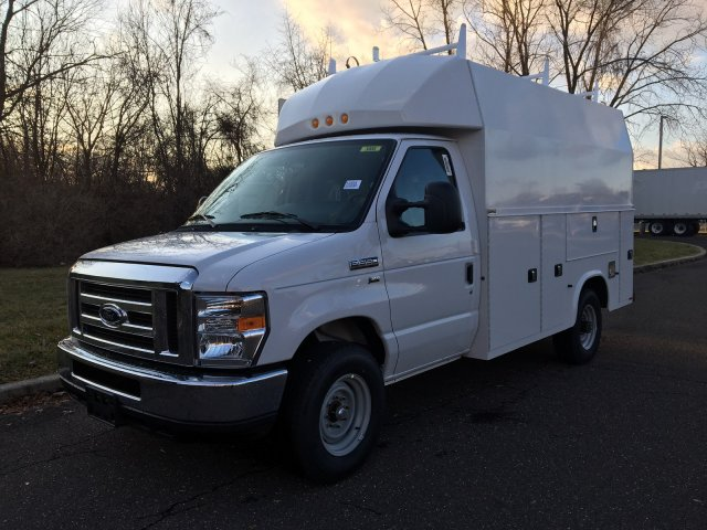 2019 Ford E-350 4x2, Knapheide KUV Service Utility Van #FLU35315 - photo 9