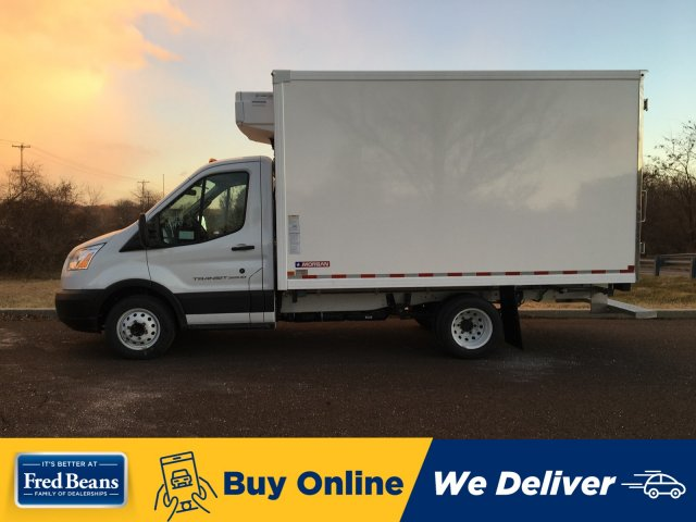 2019 Transit 350 HD DRW 4x2, Morgan Refrigerated Body #FLU35317 - photo 1