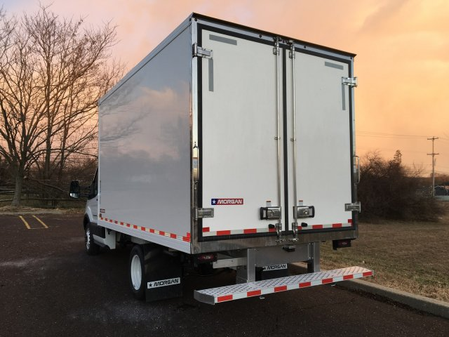 2019 Transit 350 HD DRW 4x2, Morgan NexGen Refrigerated Body #FLU35317 - photo 3