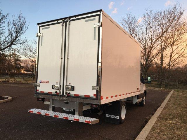 2019 Transit 350 HD DRW 4x2, Morgan NexGen Refrigerated Body #FLU35317 - photo 5