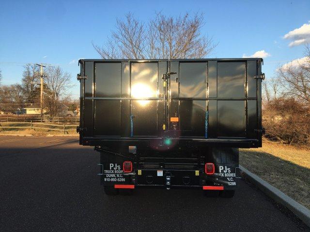2019 F-550 Super Cab DRW 4x4, PJ's Landscape Dump #FLU35318 - photo 4