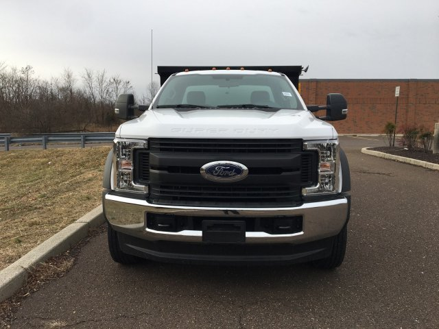 2019 F-550 Regular Cab DRW 4x4, Reading Marauder SL Dump Body #FLU35319 - photo 9