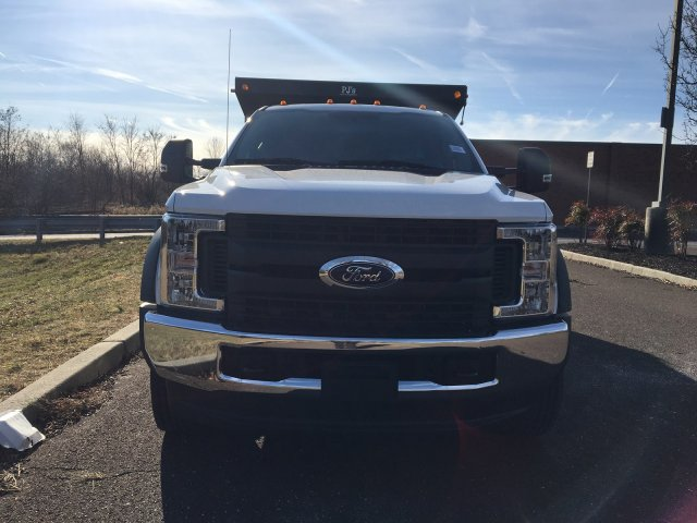 2019 F-550 Regular Cab DRW 4x4, Godwin 184U Dump Body #FLU35320 - photo 6