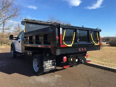 2019 F-550 Regular Cab DRW 4x4, Godwin 184U Dump Body #FLU35320 - photo 2