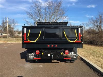 2019 F-550 Regular Cab DRW 4x4, Godwin 184U Dump Body #FLU35320 - photo 4