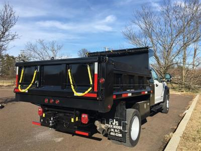 2019 F-550 Regular Cab DRW 4x4, Godwin 184U Dump Body #FLU35320 - photo 5