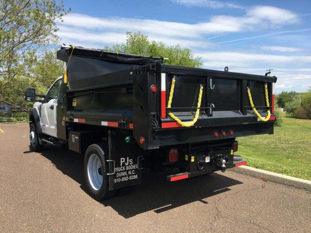 2019 Ford F-550 Regular Cab DRW 4x4, Godwin 184U Dump Body #FLU35323 - photo 3