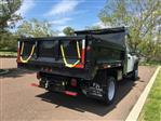 2019 Ford F-550 Regular Cab DRW 4x4, Godwin 184U Dump Body #FLU35323 - photo 5