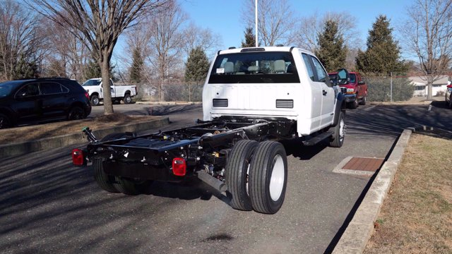 2020 Ford F-550 Super Cab DRW 4x4, Cab Chassis #FLU35326 - photo 1