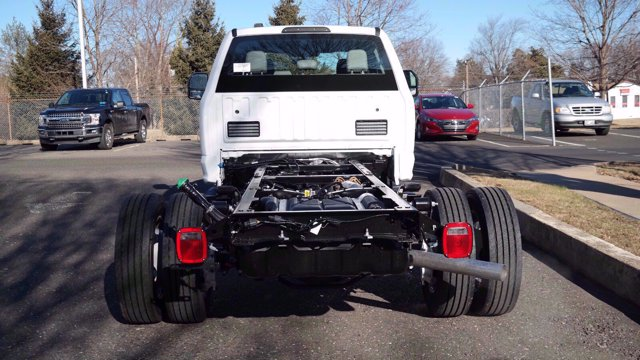 2020 Ford F-550 Super Cab DRW 4x4, Cab Chassis #FLU35326 - photo 5