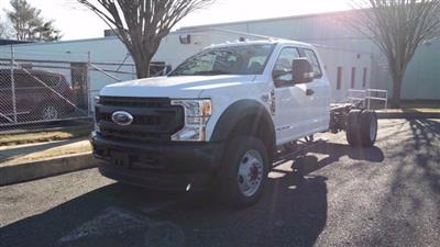 2020 Ford F-550 Super Cab DRW 4x4, Cab Chassis #FLU35326 - photo 7