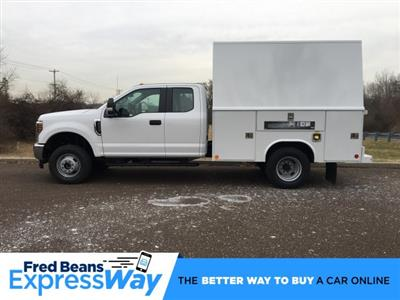 2019 F-350 Super Cab DRW 4x4, Reading Panel Service Body #FLU35332 - photo 1