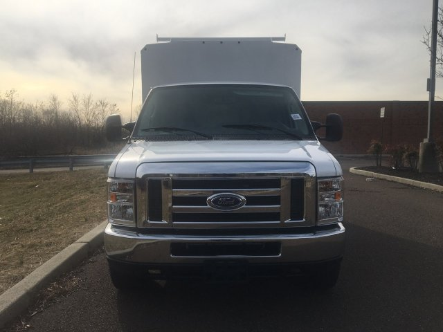 2019 E-350 4x2, Reading Aluminum CSV Service Utility Van #FLU35333 - photo 9