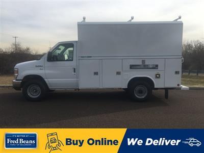 2019 E-350 4x2, Reading Aluminum CSV Service Utility Van #FLU35333 - photo 1