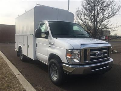 2019 E-350 4x2, Reading Aluminum CSV Service Utility Van #FLU35333 - photo 8