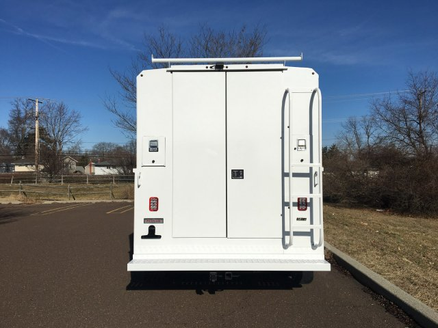 2019 E-350 4x2, Reading Aluminum CSV Service Utility Van #FLU35340 - photo 5