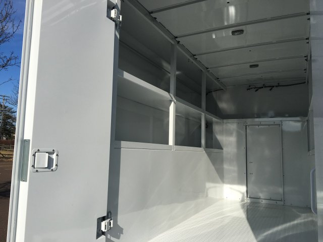 2019 E-350 4x2, Reading Aluminum CSV Service Utility Van #FLU35340 - photo 6