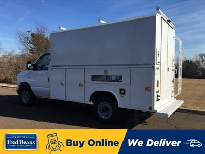 2019 E-350 4x2, Reading Aluminum CSV Service Utility Van #FLU35340 - photo 3