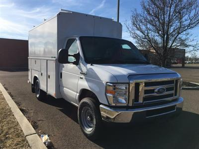 2019 E-350 4x2, Reading Aluminum CSV Service Utility Van #FLU35340 - photo 1