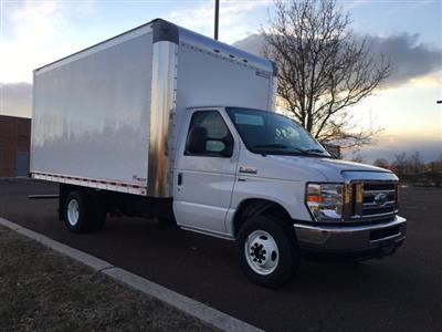 2019 Ford E-350 RWD, Morgan Parcel Aluminum Cutaway Van #FLU35342 - photo 10