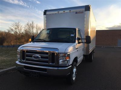 2019 Ford E-350 RWD, Morgan Parcel Aluminum Cutaway Van #FLU35342 - photo 4