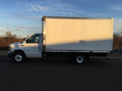 2019 Ford E-350 RWD, Morgan Parcel Aluminum Cutaway Van #FLU35342 - photo 6