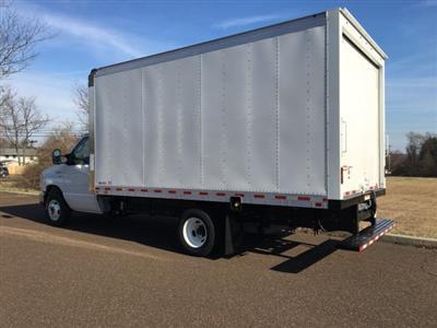 2019 E-350 4x2, Morgan Parcel Aluminum Cutaway Van #FLU35343 - photo 2