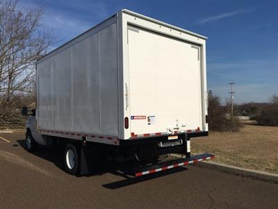 2019 E-350 4x2, Morgan Parcel Aluminum Cutaway Van #FLU35343 - photo 3
