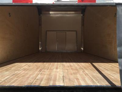 2019 E-350 4x2, Morgan Parcel Aluminum Cutaway Van #FLU35343 - photo 5