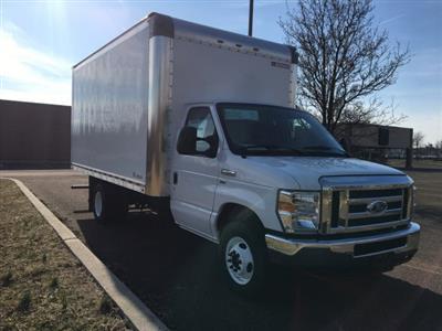 2019 E-350 4x2, Morgan Parcel Aluminum Cutaway Van #FLU35343 - photo 7