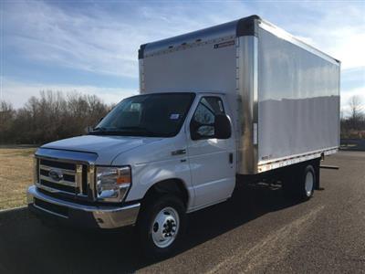 2019 E-350 4x2, Morgan Parcel Aluminum Cutaway Van #FLU35343 - photo 8