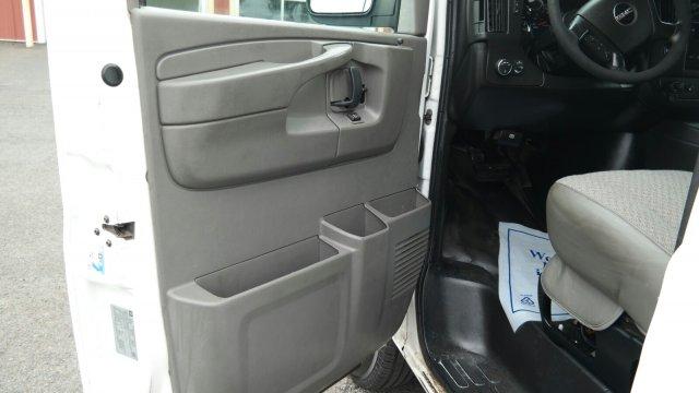 2014 Savana 3500 4x2, Upfitted Cargo Van #FLU354361 - photo 7