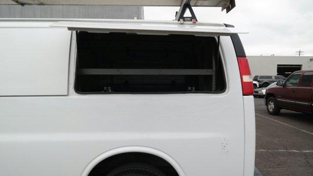 2014 Savana 3500 4x2, Upfitted Cargo Van #FLU354361 - photo 8