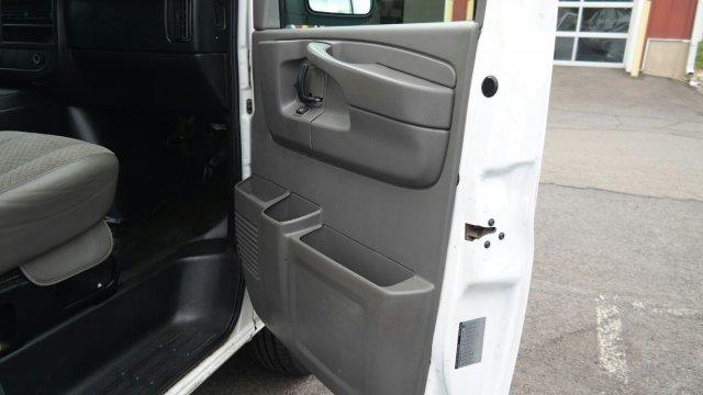 2014 Savana 3500 4x2, Upfitted Cargo Van #FLU354361 - photo 9