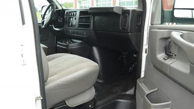 2014 Savana 3500 4x2, Upfitted Cargo Van #FLU354361 - photo 11