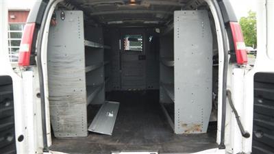 2014 Savana 3500 4x2, Upfitted Cargo Van #FLU354361 - photo 2