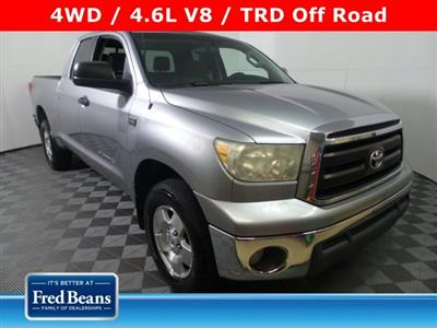 2010 Tundra Double Cab 4x4, Pickup #KL001341 - photo 1
