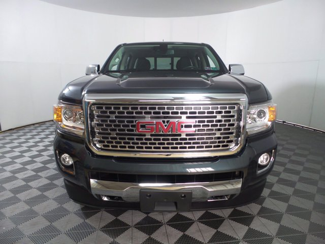 2018 GMC Canyon Crew Cab 4x4, Pickup #KL0146P - photo 4