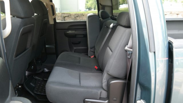 2013 Silverado 1500 Crew Cab 4x4,  Pickup #KL9177J - photo 21