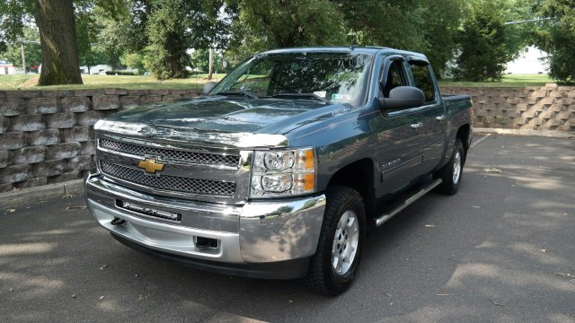 2013 Silverado 1500 Crew Cab 4x4,  Pickup #KL9177J - photo 6
