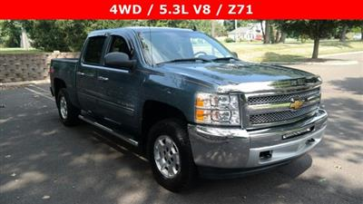 2013 Silverado 1500 Crew Cab 4x4,  Pickup #KL9177J - photo 1