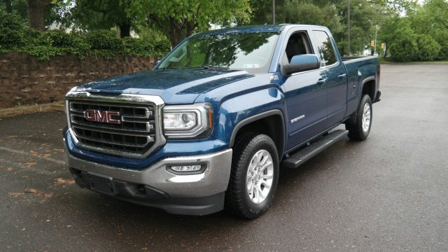 2016 Sierra 1500 Double Cab 4x4,  Pickup #KL9211S - photo 4
