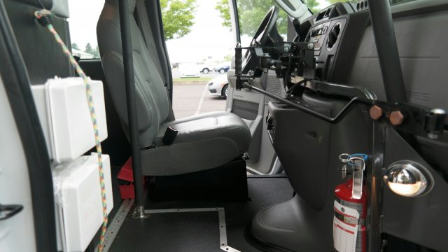 2014 E-350 4x2,  Braun Industries Mobility #KL9224S - photo 15