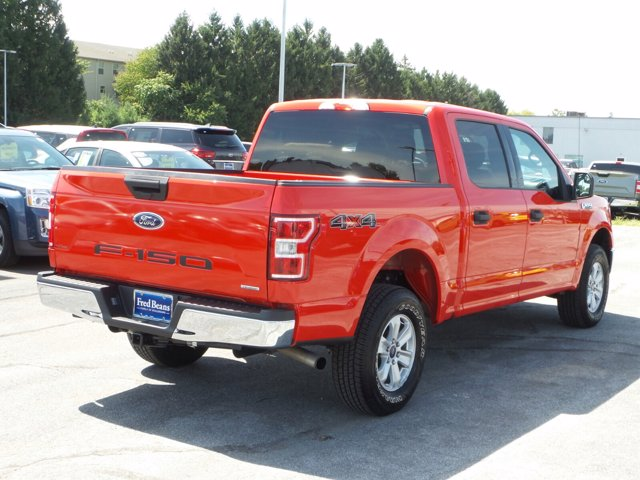 2018 F-150 SuperCrew Cab 4x4, Pickup #KL9263S - photo 9